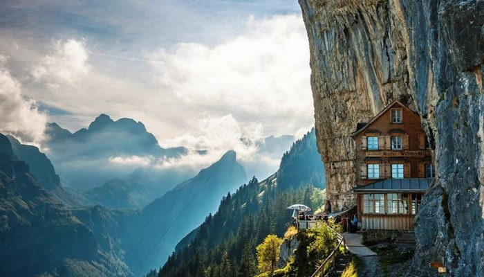 20 Hotels you need to spend a night in