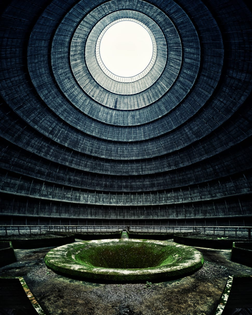 Abandoned Power Plant - Belgium