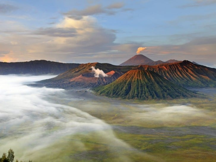 Bromo Volcano - East Java, Indonesia