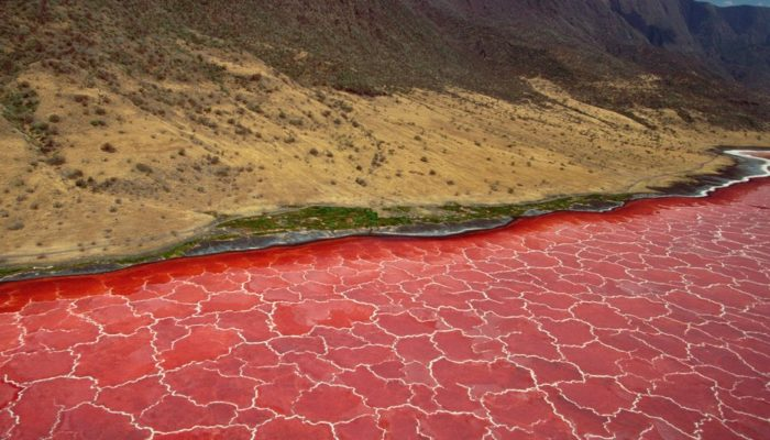 22 Otherworldly places that actually exist on earth