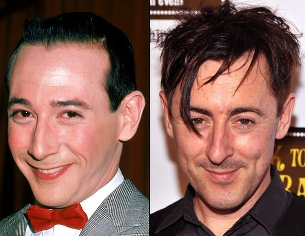 Pee Wee Herman Alan Cumming