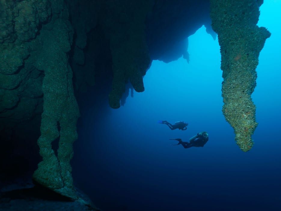 The Great Blue Hole, Belize - 2
