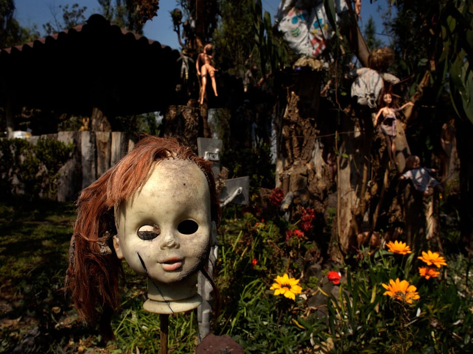 The Island of the Dolls - 2