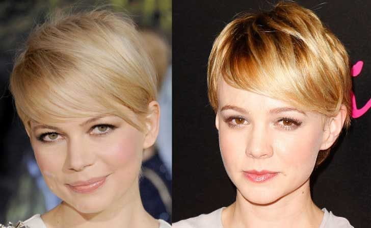 Michelle Williams and Carey Mulligan