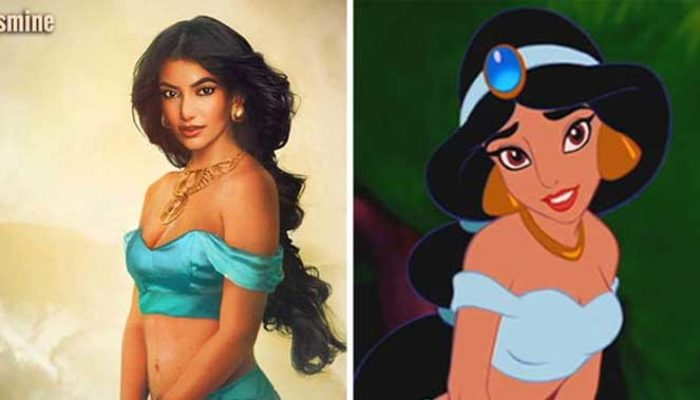 10 Disney princesses get magic digital makeovers